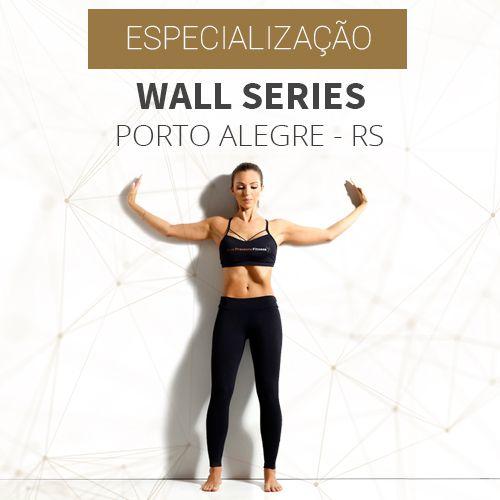 Especialização Wall Series LPF em Porto Alegre - RS