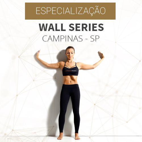 Especialização  Wall Series LPF em Campinas - SP