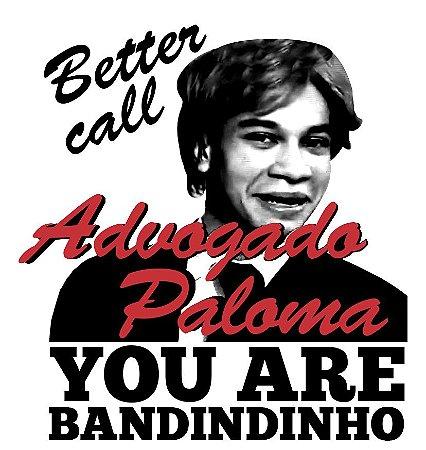 Camiseta Advogado Paloma