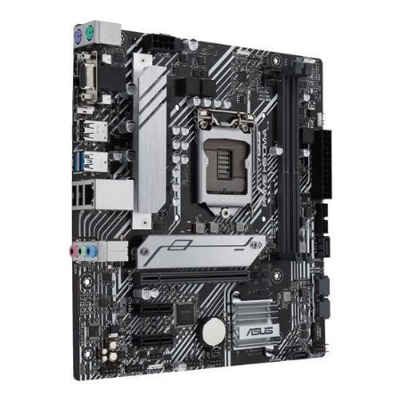 Placa Mãe Asus Prime H510M-A Intel Soquete LGA 1200