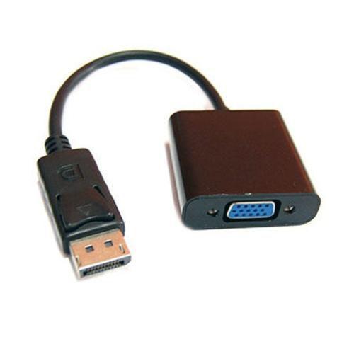 Cabo Displayport Para VGA HDB15 CB-DVGA Preto - Empire