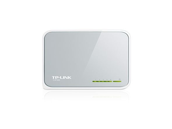 Hub Switch 5 Portas Tp-link Tl-sf1005d 10/100