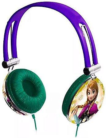 Fone De Ouvido Headphone Fronzen Ana Multilaser - PH131