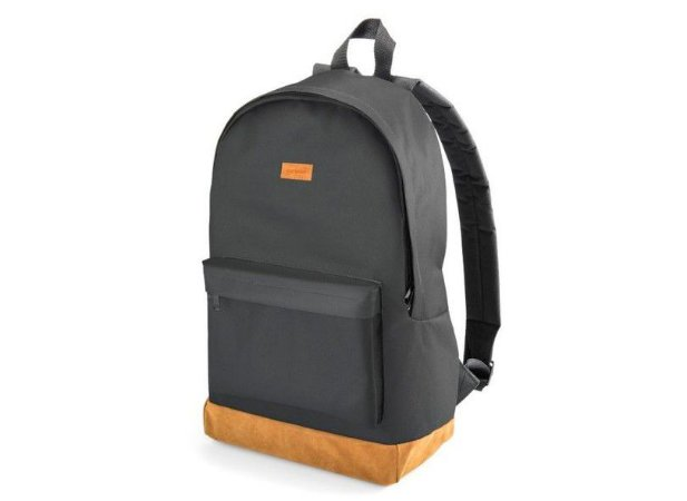 Mochila Backpack Preta e Marrom Até 15.6? Multilaser - BO407
