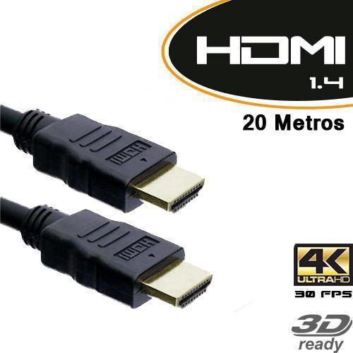 Cabo HDMI 1.4 3D 20 Metros - Empire