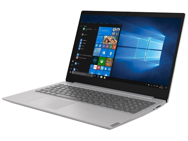 Notebook Ideapad S145 Lenovo, Pentium, 4GB, HD 500, TELA LED 15.6