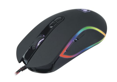 MOUSE GAMER RGC SATELLITTE A-66 3200