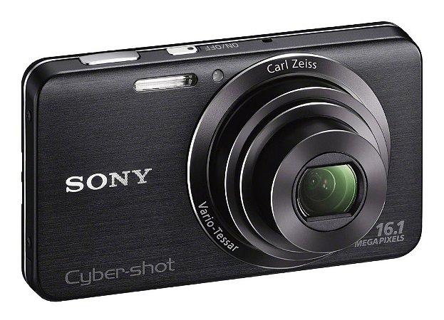 Câmera Digital Sony Cyber-Shot Dsc-W630