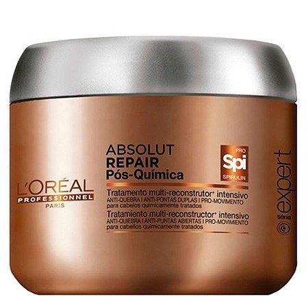 L'Oréal - Absolut Repair Pós Química PRO Spirulin Máscara 200g Série Expert