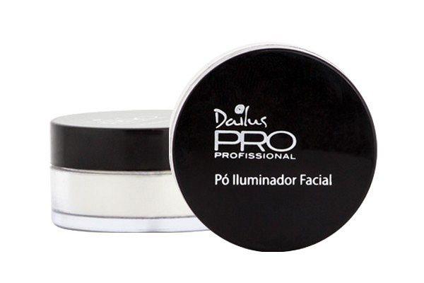 Dailus - Pó Iluminador Facial PRO 1,5g CORES