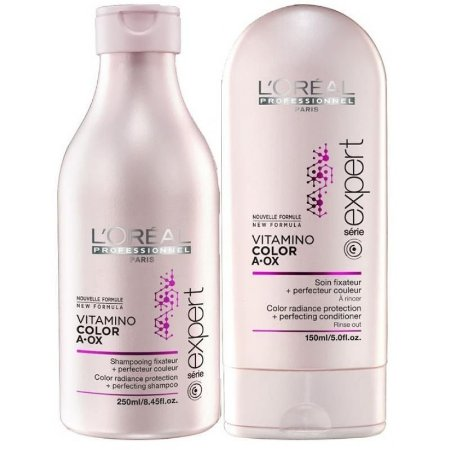 L'Oréal - Vitamino Color A.OX Kit Shampoo 250ml e Condicionador 150ml