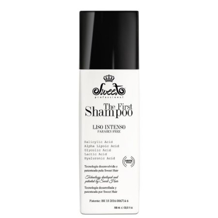 Sweet Hair - Shampoo Alisante The First Shampoo 980ml