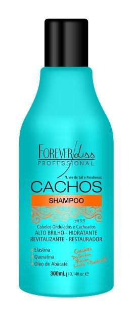 Forever liss - Cachos Shampoo 300ml