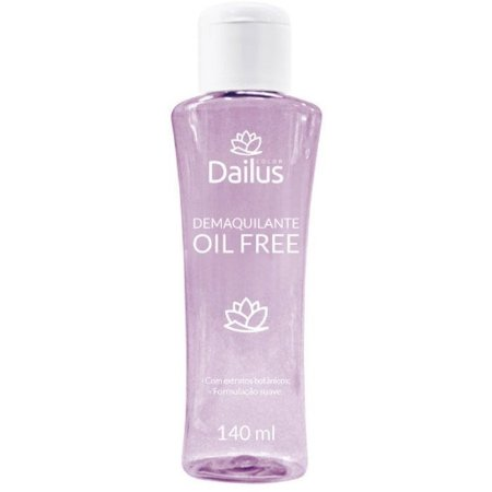 Dailus Color - Demaquilante Oil Free (Removedor de Maquiagem) 140ml