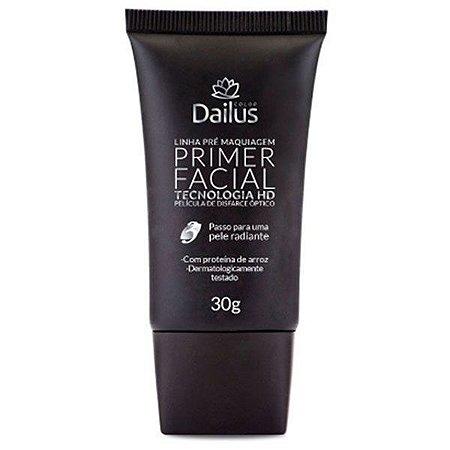 Dailus Color - Primer Facial Pré Maquiagem Tecnologia HD 30g