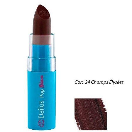 Dailus Color - Batom POP GLAM CORES