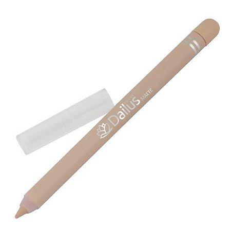 Dailus Color - Lápis Fashion para Olhos Matte Cor 10 Nude
