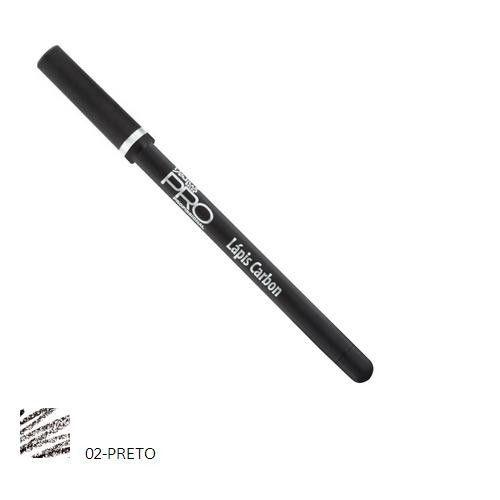 Dailus Pro - Lápis Carbon Cor 02 Preto