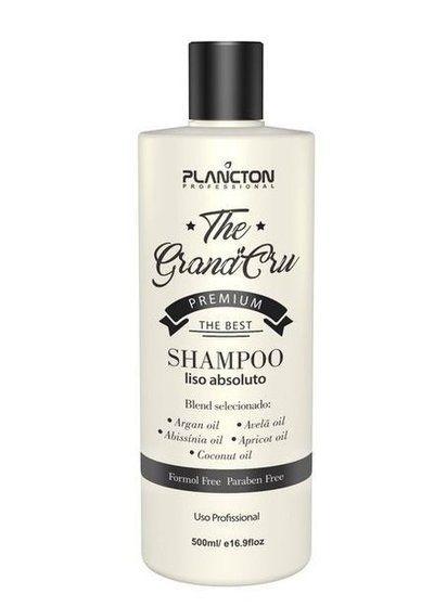 Plancton - Shampoo Liso Absoluto The Grand Cru 500ml