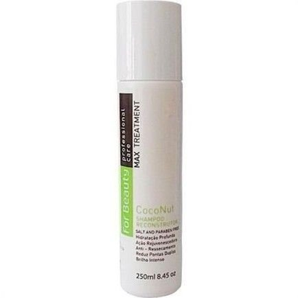 For Beauty - Max Tratament Coconut Shampoo 250ml