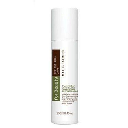 For Beauty - Max Tratament Coconut Condicionador 250ml