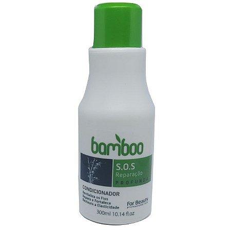 For Beauty - Bamboo S.O.S Reparação Profunda Condicionador 300ml