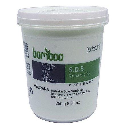 For Beauty - Bamboo S.O.S Reparação Profunda Mask 250g (Máscara)