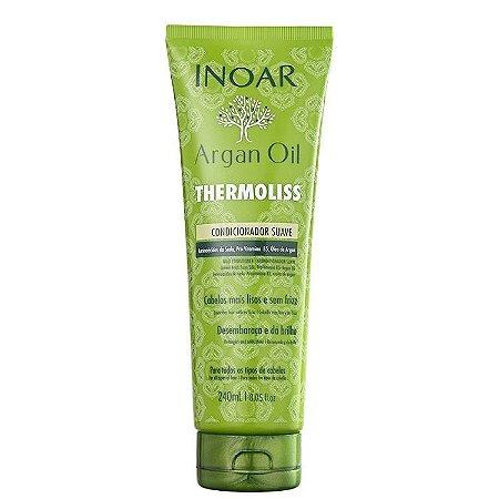 Inoar - Argan Oil Thermoliss Condicionador Suave 240ml