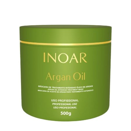 Inoar - Argan Oil Máscara de Tratamento Intensivo 500g
