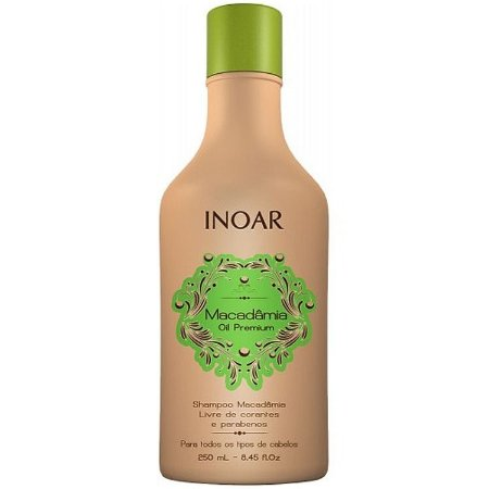 Inoar - Macadâmia Oil Premium Leave-in Reparador 250ml