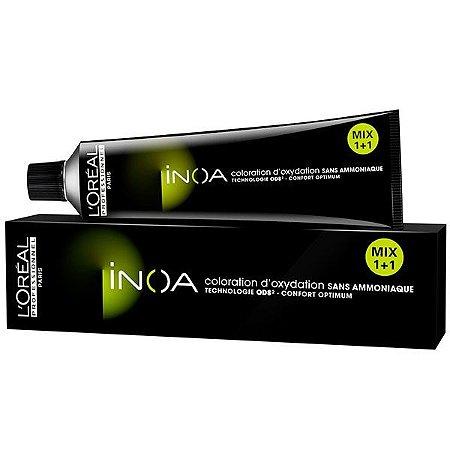 L'oréal - Inoa Coloração - Cores: 4,45/ 5,4/ 5,45/ 6,40/ 6,45/ 6,46/ 7,4/ 7,43/ 7,44/ 7,45