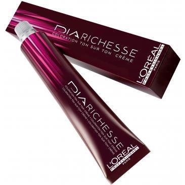 L'Oréal - DiaRichesse Tratamento Tonalizante Cores 5.15 / 5.60 / 6 / 6.01