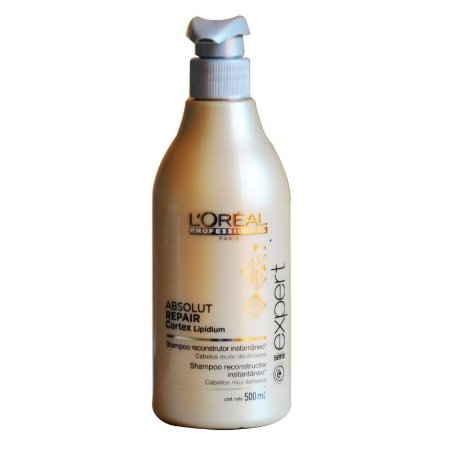 L'Oréal - Absolut Repair Cortex Lipidium Shampoo 500ml