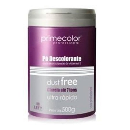 Left - Primecolor Pó Descolorante 500g