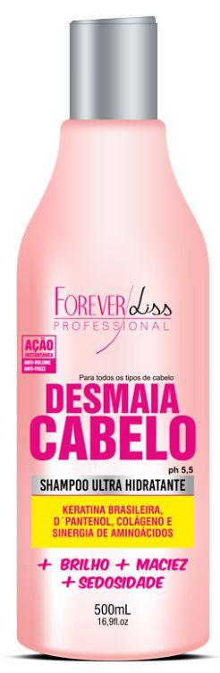 Forever Liss - Desmaia Cabelo Shampoo 500ml