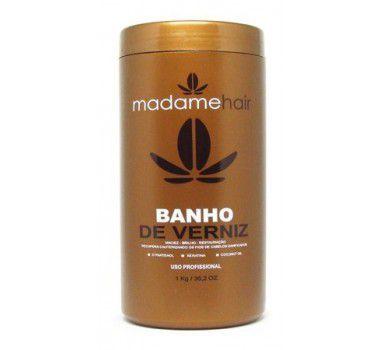 Madame Hair - Banho de Verniz 1kg
