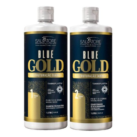 Blue Gold Progressiva Reestruturação Tanínica Salvatore 1litro