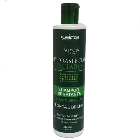Plancton - Hydraspecial Quiabo Shampoo Hidratante 250ml