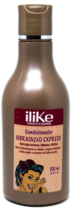 iLike Professional - Hidratação Express Condicionador 300ml