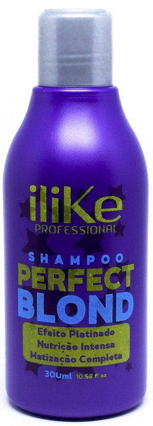 iLike Professional - Perfect Blond Shampoo 300ml