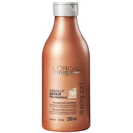 L'Oréal Professionnel - Spirulin Absolut Repair Pós-Química Shampoo 250ml