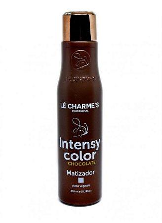 Lé Charme's - Intensy Color Matizador Chocolate 300ml Cabelos Castanhos