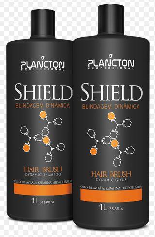 Plancton - Shield Blindagem Dinâmica Escova Progressiva 2 Passos de 1L