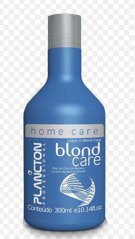 Plancton - Blond Care Leave-in 300ml VENCE JULHO 2017
