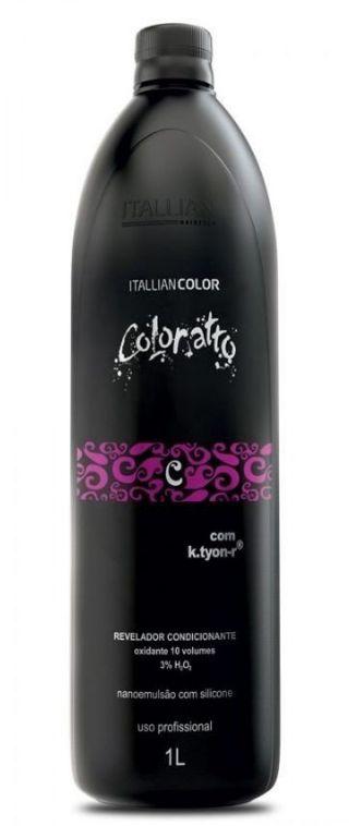 Itallian Color - Água Oxigenada 10 Volumes Coloratto Vence JUNHO 2017