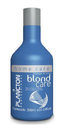 Plancton - Blond Care Shampoo 300 ml Vence Julho 2017