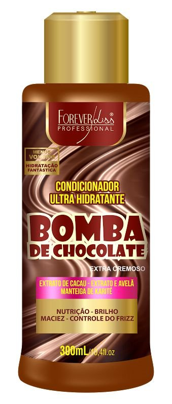 Forever Liss - Bomba de Chocolate Condicionador 300ml