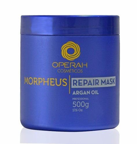 Operah Cosméticos - Morpheus Repair Mask Argan Oil 500g