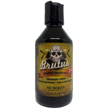 For Beauty - Brutus Shampoo Fortificante 2 em 1 250ml