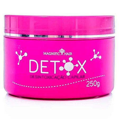 Magnific Hair - Detox Máscara Desintoxicação Capilar 250g